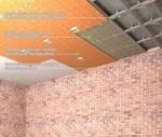 """Звукоизоляция под натяжной потолок - система """"Стандарт"""""""