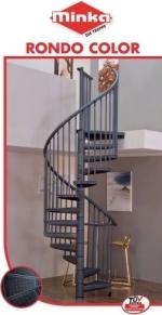 Винтовые лестницы Rondo Color