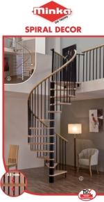 Винтовые лестницы Spiral Decor