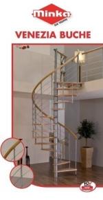 Винтовые лестницы Venezia